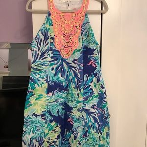 Lilly Pulitzer Shift in Wade and Sea